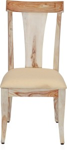 @home by Nilkamal Magix Solid Wood Dining Chair