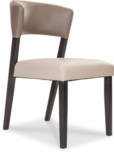 Durian CRYSTAL Leatherette Dining Chair