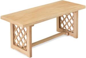 @home by Nilkamal Miraya Solid Wood Dining Chair