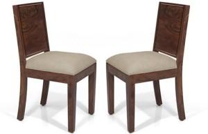 Urban Ladder Oribi Solid Wood Dining Chair