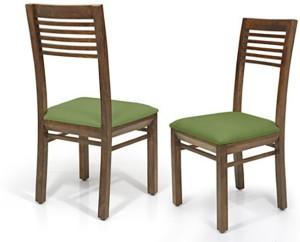 Urban Ladder Zella Solid Wood Dining Chair