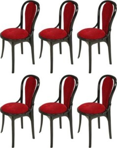 Mavi Plastic Dining Chair