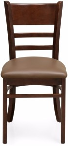 @home by Nilkamal Cherry Solid Wood Dining Chair