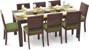 Urban Ladder Arabia XL - Oribi Solid Wood 8 Seater Dining Set