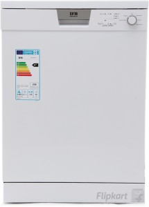 1800W Dishwasher Machine Kitchen Freestanding Integrated 12 Place Settings A+