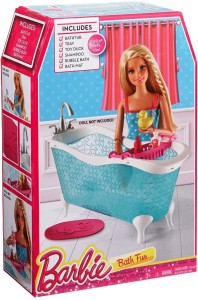 Barbie Bath Fun Play Set Multicolor Best Price In India Barbie