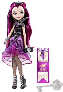 11254dbe Ever After High First Chapter Raven Queen DollPink