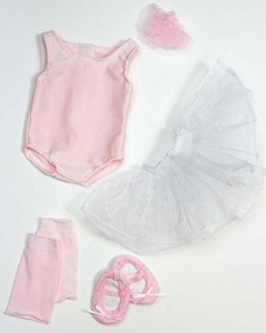 3f28dc28e Sophia s Ballet Outfit for 18 Inch Doll by Sophia s includes Pink ...