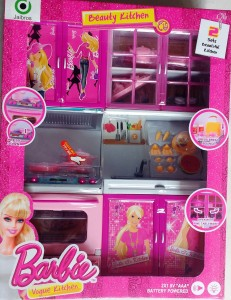 Barbie Beauty Vogue Kitchen Set Multicolor Best Price In India