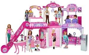 Barbie Barbie Malibu Avenue Mall Pink Best Price In India Barbie