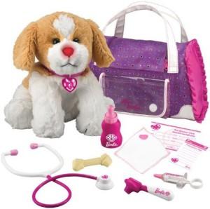Barbie Hug 'N Heal Pet Dr Beagle Brown And White  - 24 inch