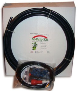 Pepperagro M-Drip Kit 10 Plants Drip Irrigation Kit