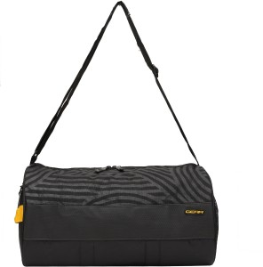ae3e71398f2d Gear Eclipse Duffel 16 inch 40 cm Gym Bag ( Yellow Black )