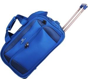 88bea9e650cc Ventex LW08 2 Wheel Duffel Trolley Duffel Strolley Bag Blue Best ...