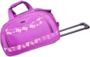 Pride Star Curve Duffel Strolley Bag