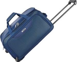 Safari ROCKIES-RDFL-65-BLUE 65 inch/165 cm Travel Duffel Bag