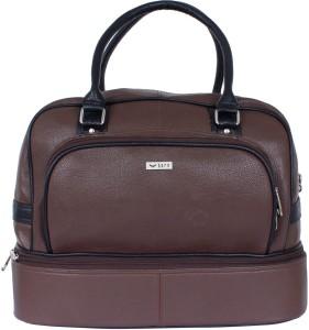 Bern Mike Brown 18 inch/45 cm (Expandable) Travel Duffel Bag