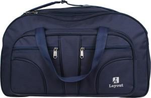 Layout Cross 24 inch/60 cm Travel Duffel Bag