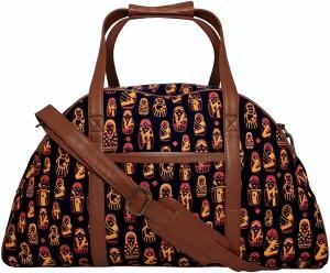 FUNK FOR HIRE FFHACDOLLWEEKENDERNAVY Travel Duffel Bag