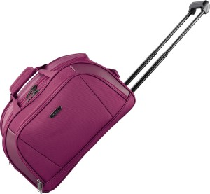 Safari TORCH-RDFL-65-MAROON 65 inch/165 cm Travel Duffel Bag
