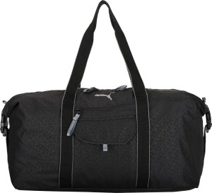 a5169d5b00 Puma Fit AT Workout Bag Gym Bag Black Best Price in India | Puma Fit ...