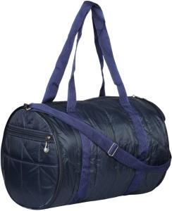 SuiDhaga Round Folding Travelling Bag (Dimension: 29*39*28 CM) Travel Duffel Bag