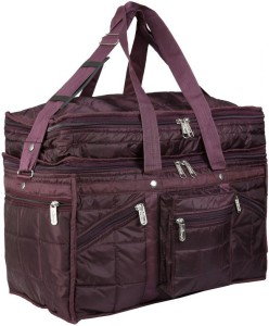 SuiDhaga New Double Decker 19 Inches Travelling Bag (Dimension: 37*47*36 CM) Travel Duffel Bag