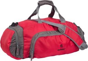 Outshiny Sleek Red Bag Travel Duffel Bag