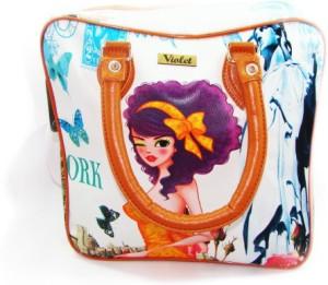 Violet DUFFEL BAG 5 inch/14 cm Travel Duffel Bag