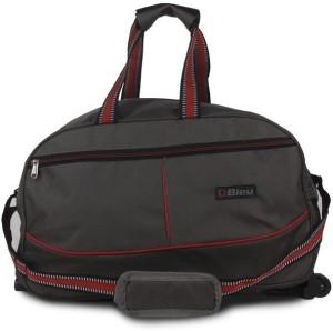 Bleu Travel Bag With Trolley - Grey 512 21 inch/53 cm Travel Duffel Bag