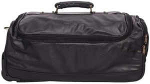 HugMe.fashion DB13 17 inch/43 cm (Expandable) Duffel Strolley Bag