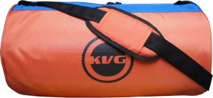 KVG ORANGE GYM BAG 16 inch/40 cm Gym Bag