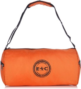c9cf19dd4c Estrella Companero Trendy 16 inch 40 cm Gym Bag Orange Best Price in ...