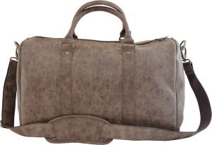 Mohawk Weekender Brown 16 inch/40 cm Travel Duffel Bag