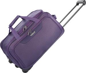 Safari ROCKIES-RDFL-55-PURPLE 55 inch/139 cm Travel Duffel Bag