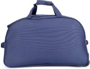 Alfa Cactus Regular 24 inch 60 cm Duffel Strolley Bag Blue Best ... d4a37e983fe