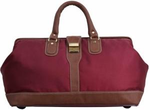 Clubb Overnighter With Metal Lock 20 inch/50 cm Travel Duffel Bag