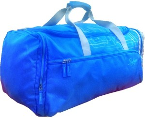 03a99deded55f8 Skybags ART DUFFLE 21 inch 55 cm Travel Duffel Bag Blue Best Price ...