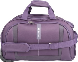 Safari Revv Rdfl 22 inch/55 cm Duffel Strolley Bag