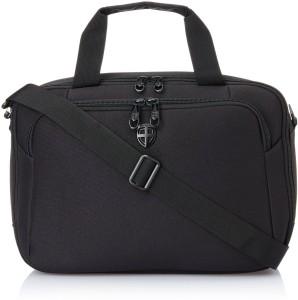 Ellehammer Ronne Polyester 27 cm Black Travel Duffle Bags 10 inch/26 cm Travel Duffel Bag