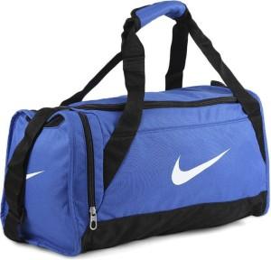 e38ec04e00 Nike Small Travel Duffel Bag ( Blue Black White )