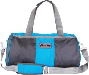 Bendly Round Gym 17 inch/43 cm Travel Duffel Bag