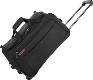 Safari BLAZE-RDFL-65-BLACK 65 inch/165 cm Travel Duffel Bag