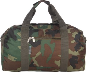 f629587d8f Bendly Camouflage 22 inch 55 cm Travel Duffel Bag Green Best Price ...