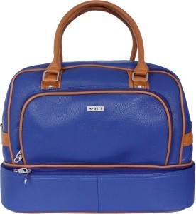 Bern Mike Blue 18 inch/45 cm (Expandable) Travel Duffel Bag