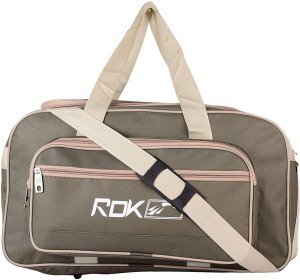 ac41b3890f4a Inte Enterprises amb09908 (Expandable) Duffel Strolley Bag ( Multicolor )