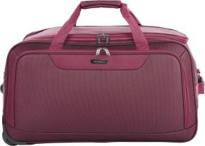 Safari ROCKIES-RDFL-55-RED 55 inch/139 cm Travel Duffel Bag