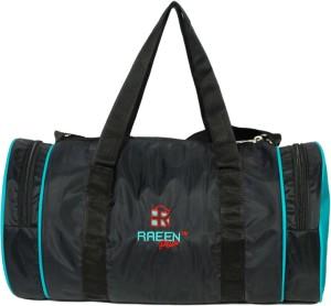 Raeen Plus Round 12 inch/33 cm Gym Bag