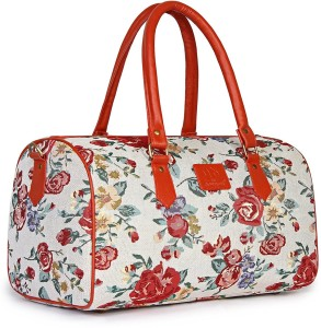 The Clownfish Floral Tapestry Duffle Bag Travel Duffel Bag Multicolor Best  Price in India  f9ffd16637256