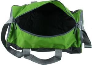 Fab U Duffel Gym Bag 17 inch 43 cm Gym Bag Green Best Price in India ... 8cff3cae6dff1